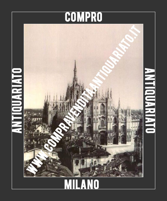 Antiquario Milano compravendita antiquariato compro vendo