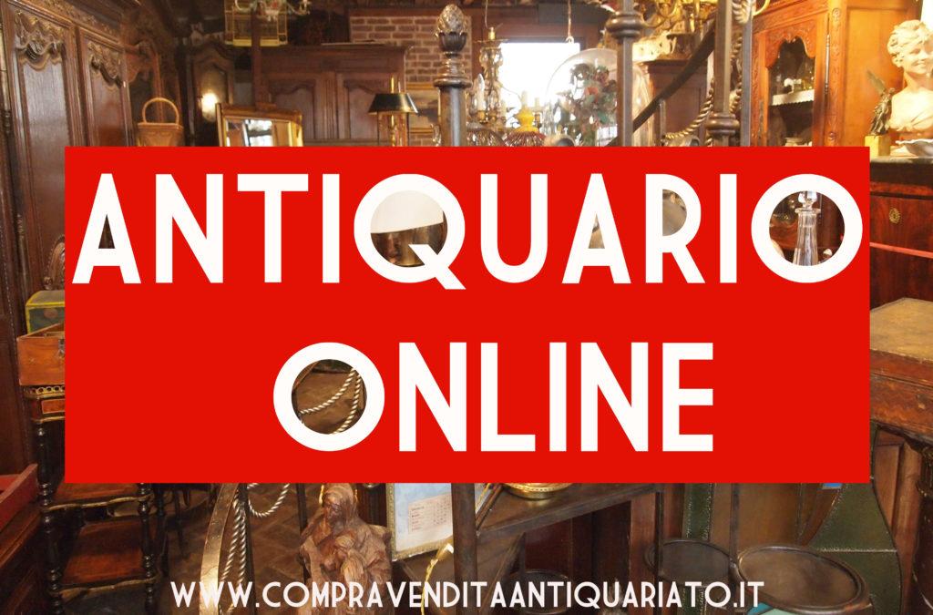 Antiquario online